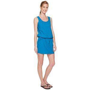 ARC'TERYX Contenta Dress,  Macaw Blue Size Medium